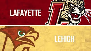 PLN Classic: Football, Lafayette at Lehigh (Nov. 23, 2019)
