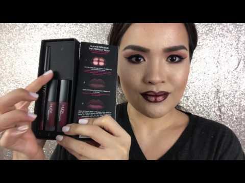 Contour & Strobe Lip Set by Huda Beauty #10