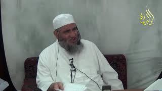 الشيخ مشهور حسن آل سلمان - الرد على من زعم أن الإمام الألباني رحمه الله ليس له تلاميذ