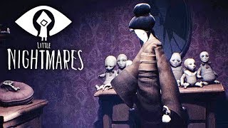 ТЁМНЫЕ ТАЙНЫ ЧРЕВА ► Little Nightmares