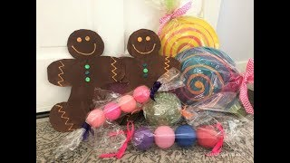 5 Ways To Make Giant Candy For Candy Land