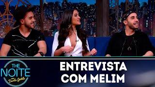 Entrevista Com Melim | The Noite (070918)
