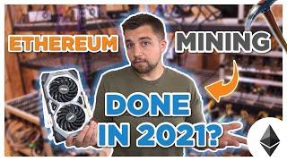 Wird das Mining enden nach etheeum 2.0