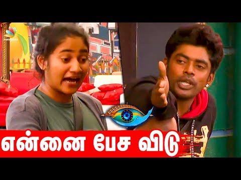 திருந்த மாட்டாங்க   Bigg Boss 3 Tamil Promo   Losliya fight with Sandy for Kavin