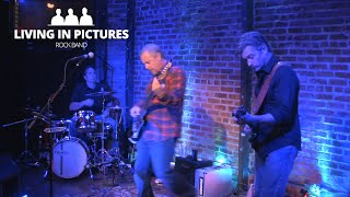 Living in Pictures live at Witzend