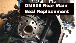 mercedes om606 engine conversions - Kênh video giải trí dành