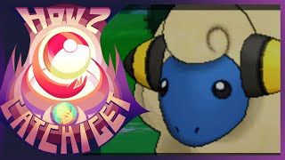 Mareep  - (Pokémon) - How & Where to catch/get - Mareep in Pokemon X and Y