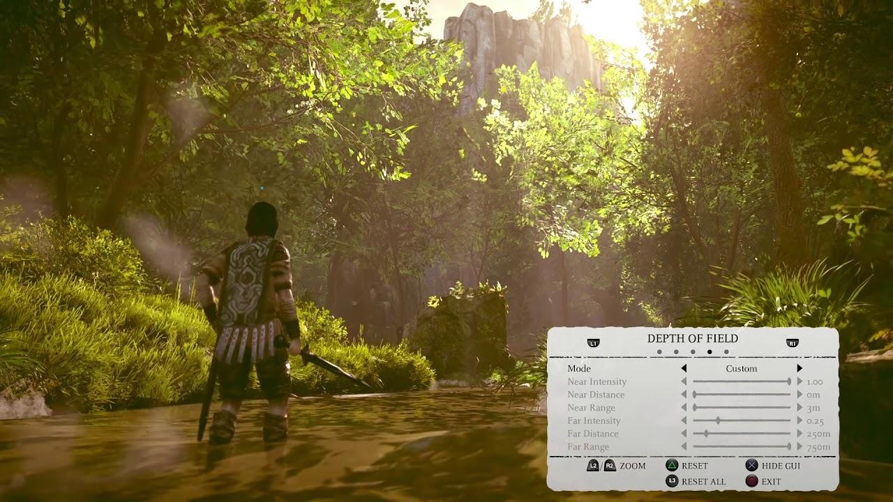 Shadow of the Colossus: Photo Mode Revelado
