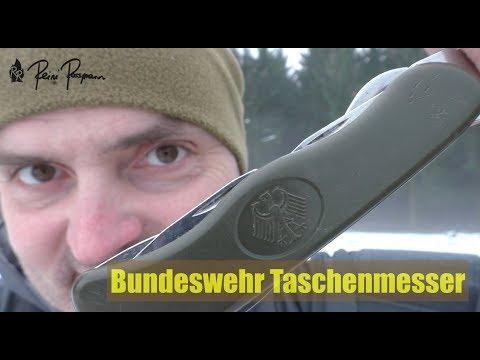 Gebrauchtes BW Taschenmesser von Victorinox