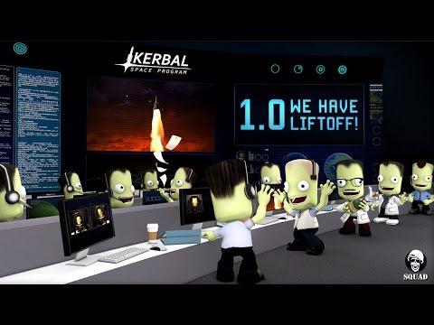 Kerbal Space Program 1.0 Launch thumbnail