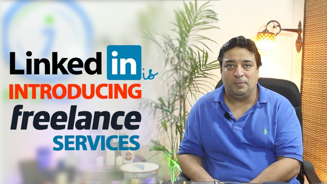 LinkedIn is introducing a freelance marketplace   The best place to find freelance/remote work.