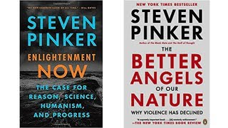 Enlightenment now: Steven Pinker/JB Peterson
