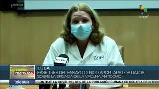 Cuba cerca de inmunizar a su población con vacuna de producción nacional