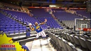 "109' 9"" World Record Basketball Shot!!!"