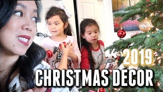 How We Decorate For Christmas 2019!   Itsjudyslife