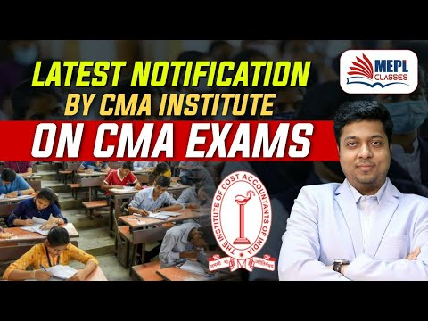 CMA Exams Dates of All Levels | Online exams | Latest Notification by CMA Institute
