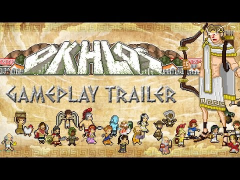 Okhlos - Gameplay Trailer thumbnail