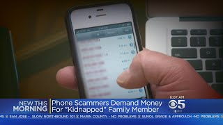 Police Warn About Kidnapping Phone Scam