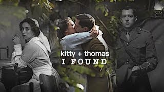 kitty + thomas | I found