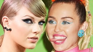 Taylor Swift Reacts To Miley Cyrus 'Saturday Night Live' Diss