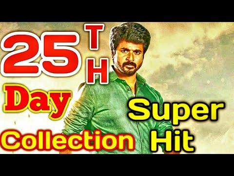 SivaKarthikeyan Namma Veetu Pillai 25th Day Total Box Office Collection report   NVP Movie