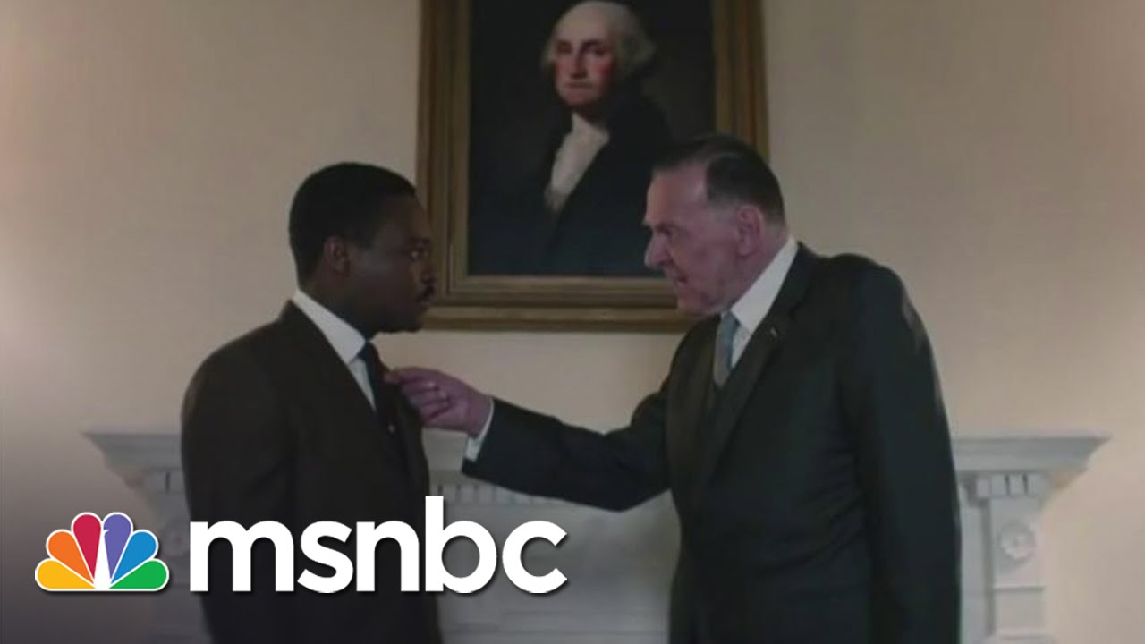 Selma' & The LBJ Controversy | All In | MSNBC thumbnail