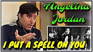 Download FIRST REACTION | Angelina Jordan - I Put A Spell On
