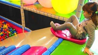 Indoor Children Play Fun Games for kids Playground play centre balls
