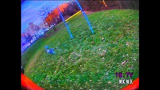 [FPV Racing incl. Audio] Getting chased by GTag FPV
