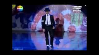 RESTORED!! - Turkey Got Talent - Kaan Baybağ - Christmas Special Program December 31, 2012