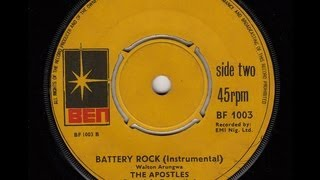 The Apostles - Battery Rock