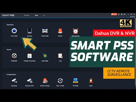 Dahua Smart PSS Software   How to Download and Install Smart PSS on PC   CCTV Remote Surveillance
