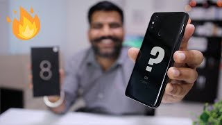 Xiaomi Mi8 Unboxing and First Look - Great Flagship???🔥🔥🔥