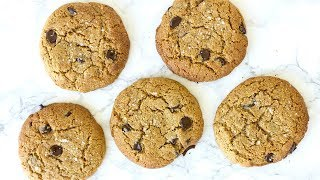 choc chip cookie recipe with white sugar