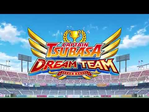 Vídeo do Captain Tsubasa: Dream Team