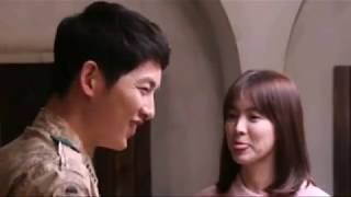 DVD Cut Director Descendant of the Sun - Making Drama Ep 12 - Jealous YSJ
