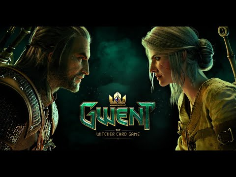 GWENT: The Witcher Card Game -- session gameplay --