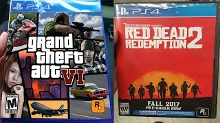 """I GOT RED DEAD REDEMPTION 2 & GTA 6 EARLY..."" (NO ONE DOES, Calling Out The Lies!)"