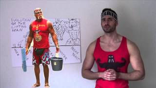 Evolution of the Lifting Man