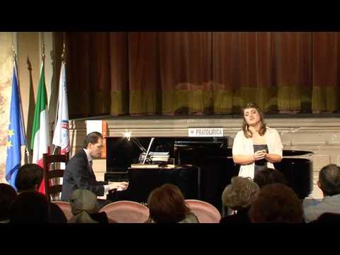 Preview video 7a Edizione Premio Prato, Iva Pacetti 19/11/2011