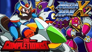 Mega Man X2 | The Completionist | New Game Plus
