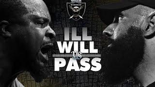 KOTD - Ill Will vs Pass   #TB   KOTD 11 Year Anniversary