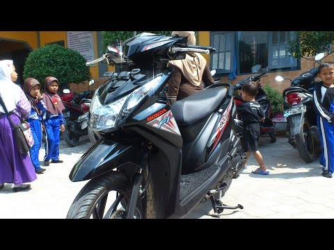 Honda Beat eSP CW CBS ISS Black Edition