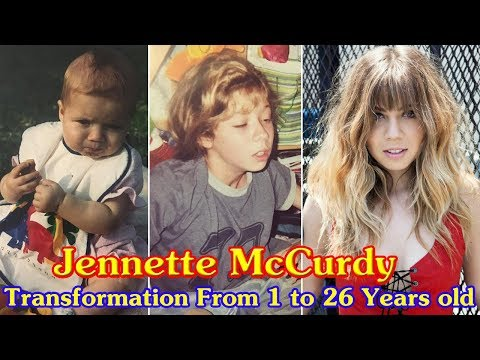 Jennette McCurdy Transformation From 1 To 26 Years Old Mp3