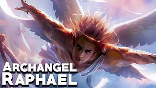 Archangel Raphael: The Angel Of Powerful Healing - Angels And Demons - See U In History