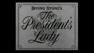 The President's Lady (1953) 480p - Susan Hayward, Charlton Heston - Biography, Drama