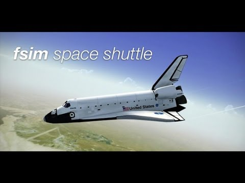 F-Sim Space Shuttle IOS
