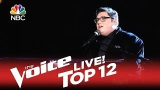 """The Voice 2015 Jordan Smith - Top 12: """"Great is Thy Faithfulness""""Review"""