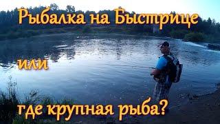 Рыбалка в кировской области на реке быстрица