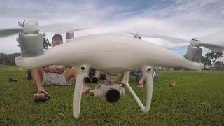 DJI drone crash compilation. Mavic and Phantom.